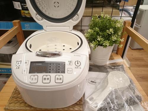 炊飯器のELSONIC