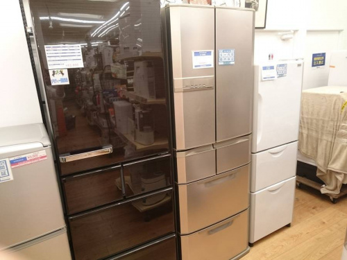冷蔵庫の3ドア冷蔵庫