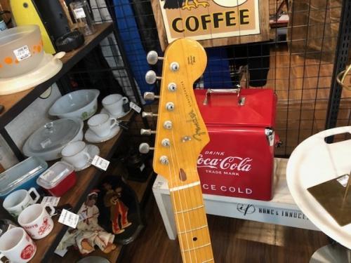 ギターのFENDER JAPAN 中古 八王子