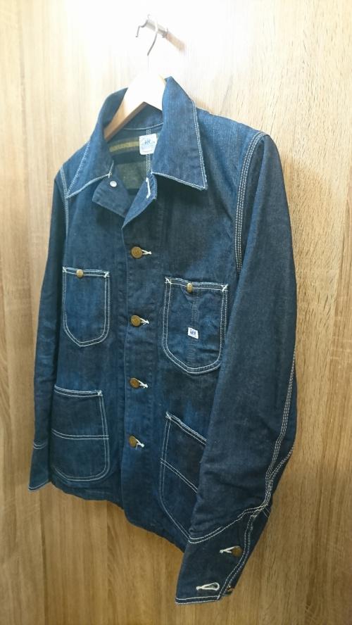 BIG MAC カバーオール デッドストックの八王子多摩立川洋服買取