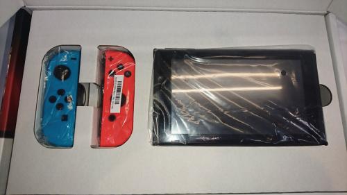 Nintendo Switchのニンテンドースイッチ 中古