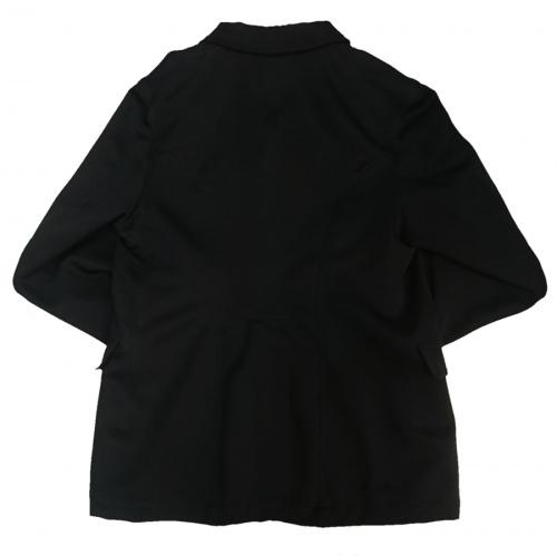 ジャケットのBLACK COMME des GARCONS