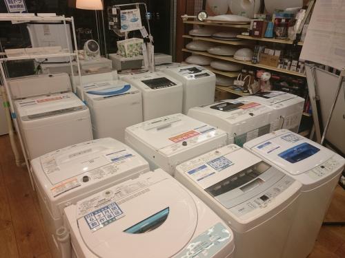冷蔵庫の八王子多摩高尾 中古洗濯機 買取