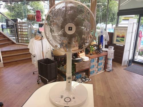 デザイン家電の八王子多摩高尾 中古扇風機 買取