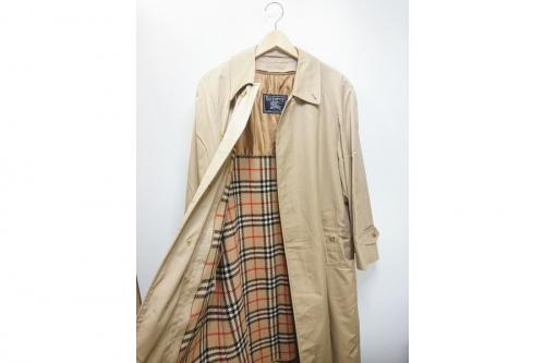 BURBERRYの八王子多摩立川洋服買取