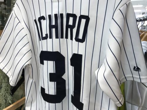 八王子多摩高尾 洋服 買取のヤンキース イチロー