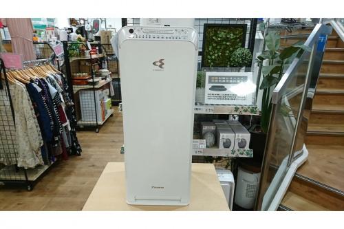 デザイン家電の空気清浄機