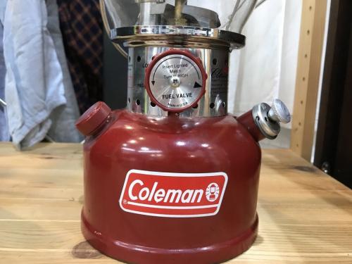 Colemanの八王子 多摩 高尾 コールマン 買取
