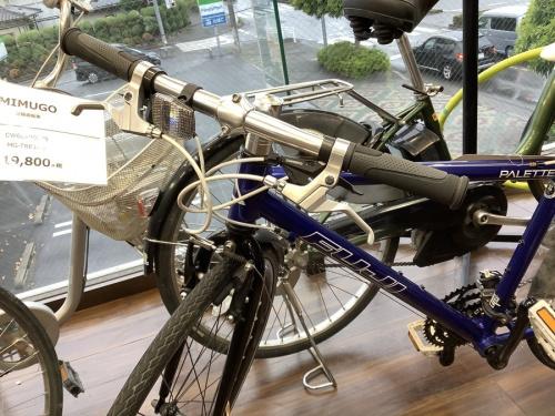 自転車のFUJI