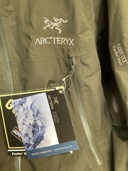 ARC'TERYX(アークテリクス)の八王子多摩立川 ジャケット 買取