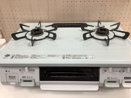 調理家電のガスコンロ