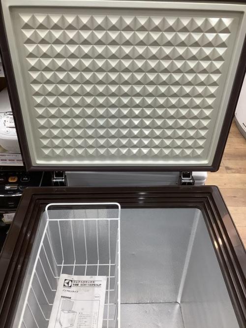 冷蔵庫のフリーザー