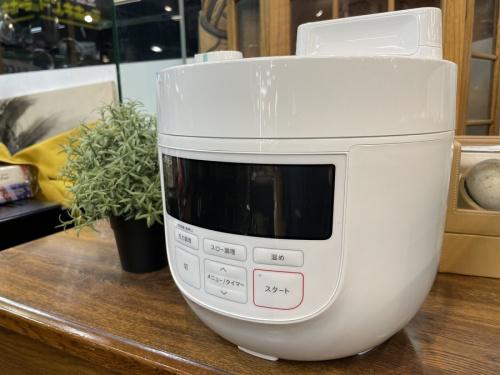 生活家電の圧力鍋