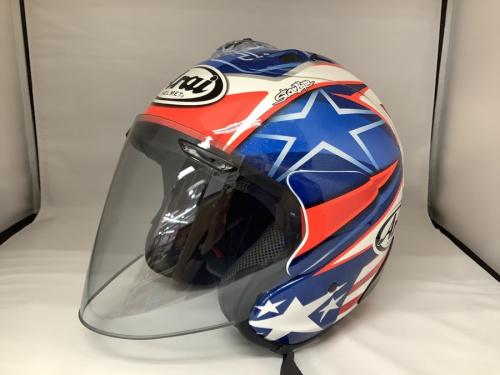 araiのアライヘルメット