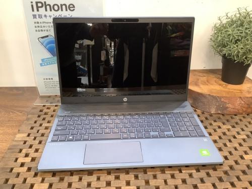 ノートパソコンのLaptop