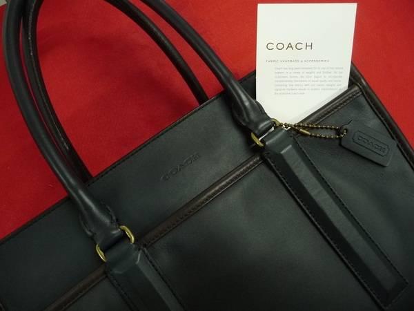 3d2e40ba7f87 ブランド・ラグジュアリーのバッグ. COACH(コーチ) レガシー 70725 レザートートバッグ買取入荷しました!