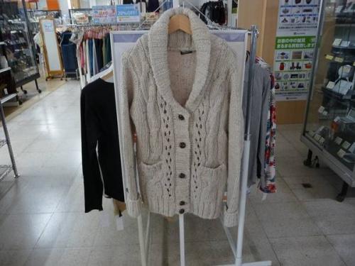 レディースファッションのニット
