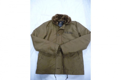 ALPHAのN-1デッキジャケット