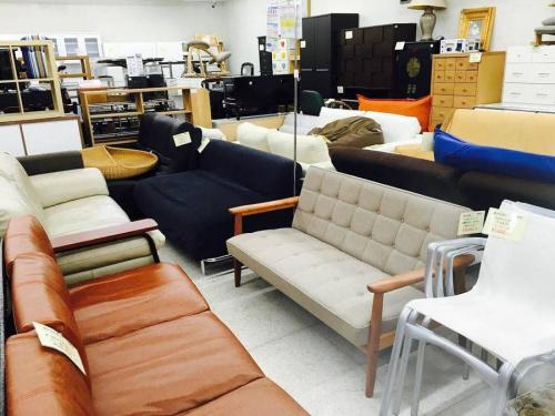 フランフランのソファー
