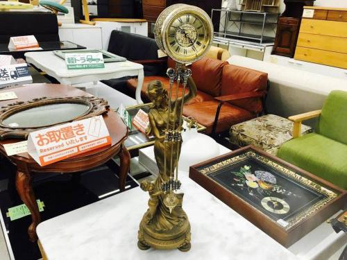 家具・インテリアの置き時計