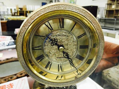 置き時計のCITIZEN