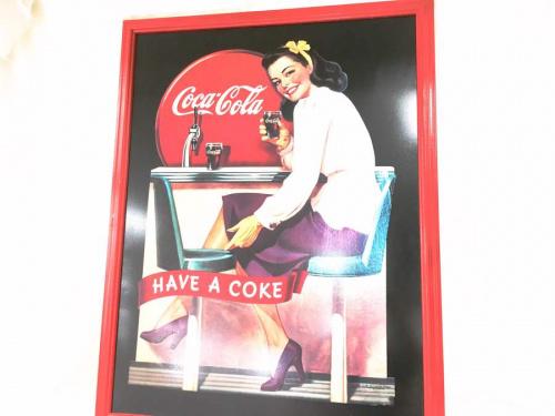 アメリカン雑貨のコカコーラ