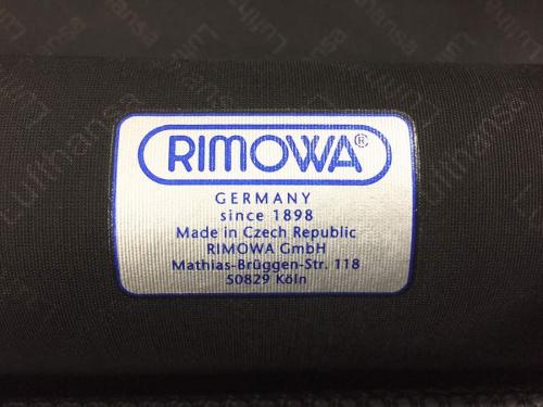 RIMOWAのキャリーバッグ