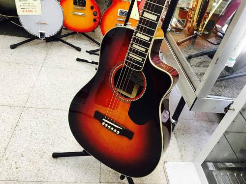 フェンダーのギター
