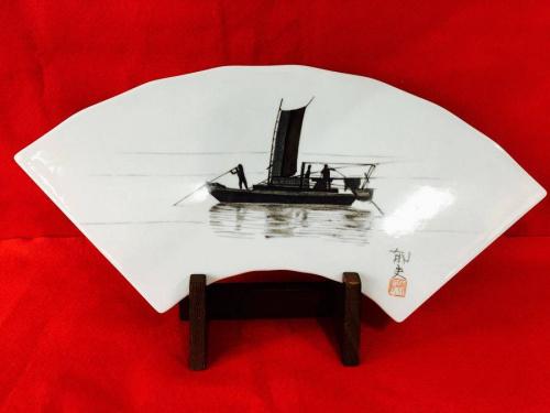和食器の飾り皿