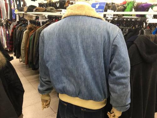 ジャケットのリーバイス