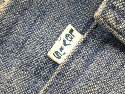 リーバイスのデッキジャケット