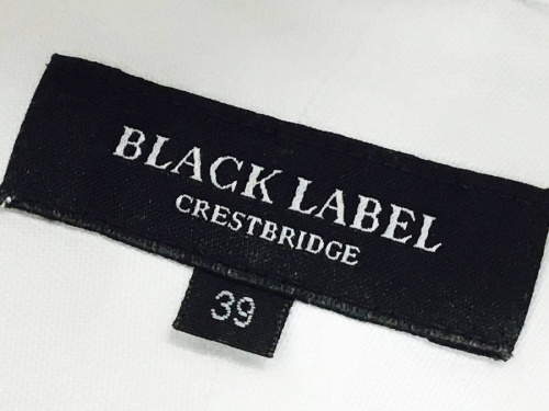 シャツのBLACK LABEL CRESTBRIDGE