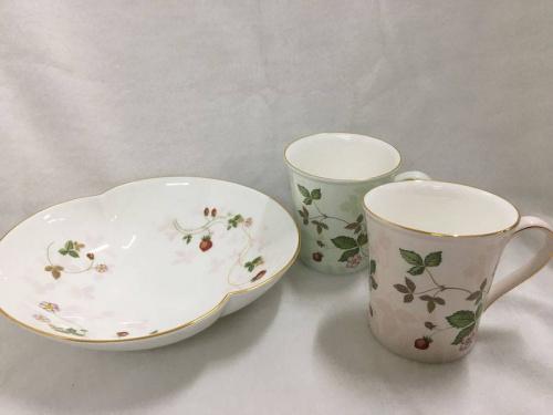 洋食器のカップ