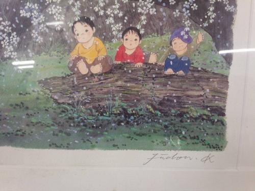 雑貨の絵画