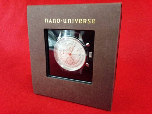 nano・universeの三鷹ファッション