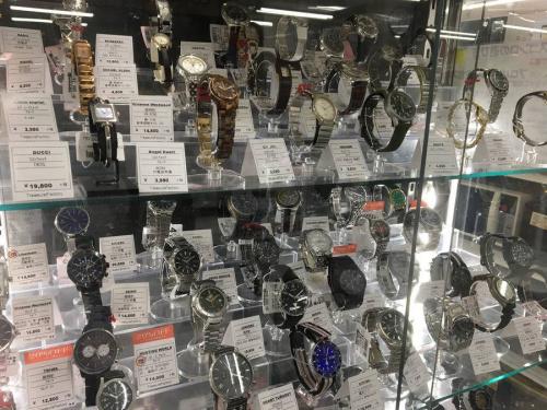 腕時計のフェンダー