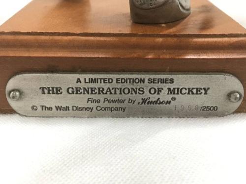 ミッキーマウスの限定品