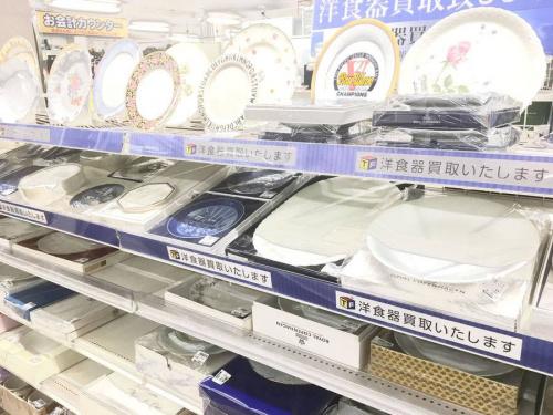 洋食器のプレート