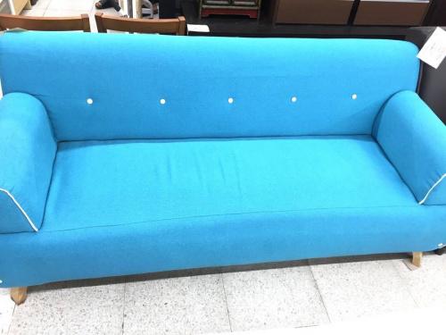 家具・インテリアの3人掛けソファー