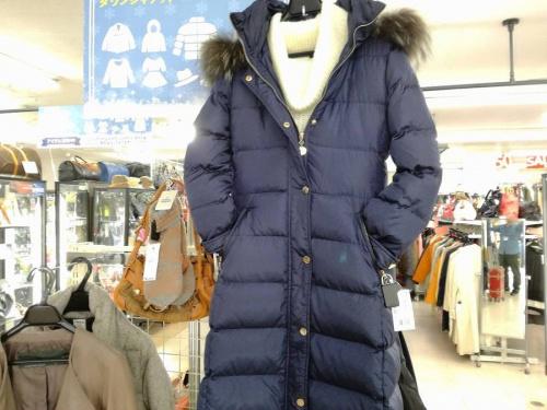 冬物家電の三鷹ファッション