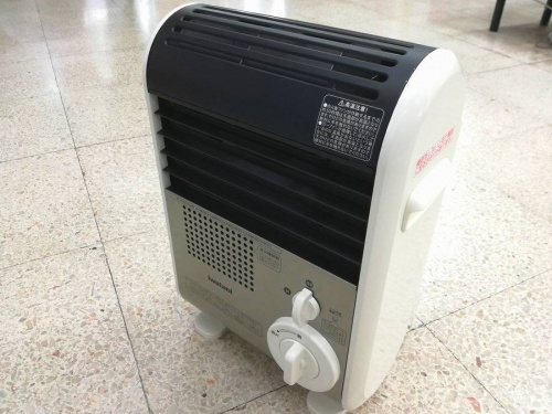 ヒーターのガスファンヒーター