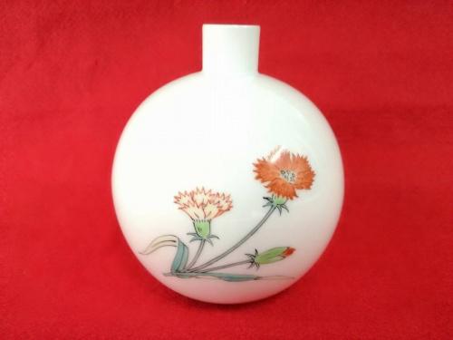 花瓶の柿右衛門