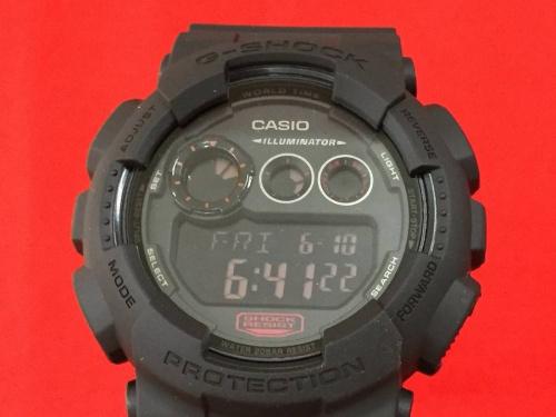 洋食器の腕時計