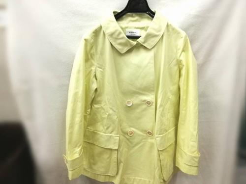 コートの春物衣類