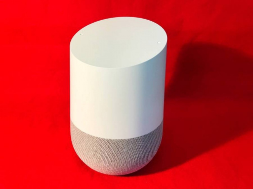 google homeのGoogle