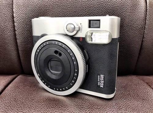 生活家電のインスタントカメラ