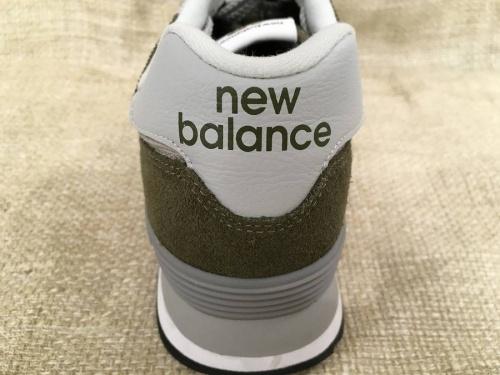 ニューバランスの靴