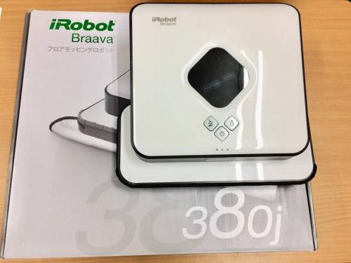 ロボットクリーナーのiRobot
