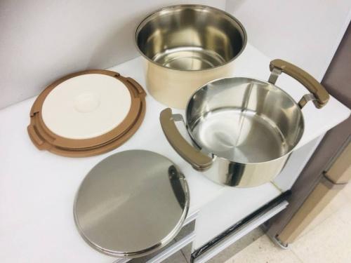 THERMOSの鍋