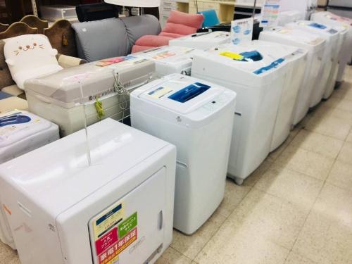 買取の洗濯機